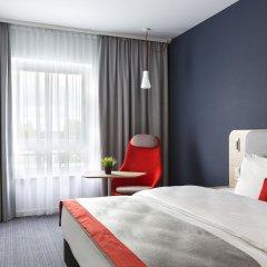 Отель Holiday Inn Express Berlin City Centre 3* Стандартный номер с разными типами кроватей фото 3