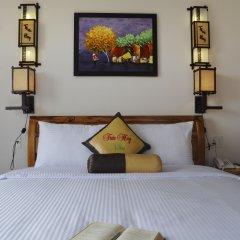 Отель Truc Huy Villa 3* Стандартный номер с различными типами кроватей