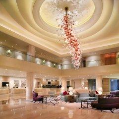 Carlton Hotel Singapore вестибюль