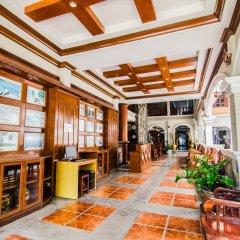 Отель Tony Resort вестибюль