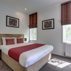 Отель Euston Square 3* Улучшенный номер с различными типами кроватей фото 5