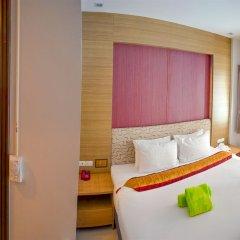 Отель Andatel Grandé Patong Phuket 4* Стандартный номер с различными типами кроватей