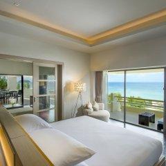 Отель Hilton Phuket Arcadia Resort and Spa 5* Улучшенный люкс разные типы кроватей