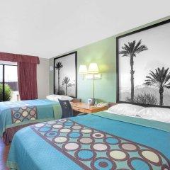 Отель Super 8 Barstow 2* Стандартный номер с 2 отдельными кроватями