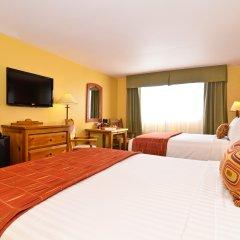 Отель Best Western Plus Rio Grande Inn 3* Стандартный номер с 2 отдельными кроватями