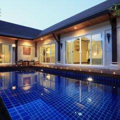 Отель Modern Thai Villa Rawai 4* Вилла с различными типами кроватей