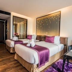 Отель The Beach Heights Resort 4* Номер Делюкс с различными типами кроватей фото 2