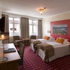 Отель Scandic Victoria 4* Стандартный номер с различными типами кроватей