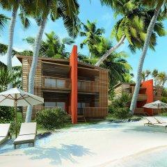 Отель The Barefoot Eco 4* Улучшенный номер с различными типами кроватей