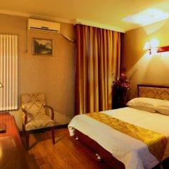 Отель Beijing Botaihotel 3* Номер Делюкс с различными типами кроватей