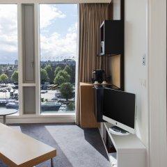 DoubleTree by Hilton Hotel Amsterdam Centraal Station 4* Полулюкс с различными типами кроватей фото 2