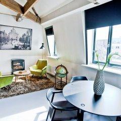 Hotel V Frederiksplein 3* Апартаменты с двуспальной кроватью