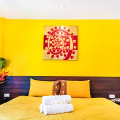 Отель Little Hill Phuket Resort 3* Номер Делюкс разные типы кроватей фото 2