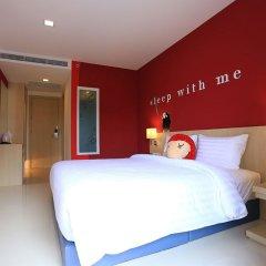 Sleep With Me Hotel design hotel @ patong 4* Улучшенный номер фото 3