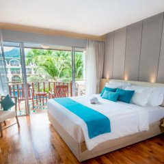 Отель Phuket Graceland Resort And Spa комната для гостей фото 11