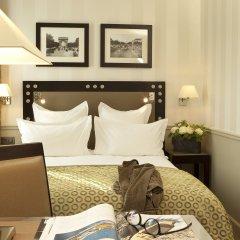 Hotel Duquesne Eiffel 3* Улучшенный номер с различными типами кроватей