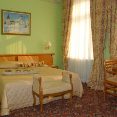 Гостиница Марко Поло Пресня комната для гостей фото 4