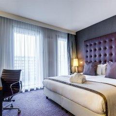 Отель Crowne Plaza Amsterdam South 4* Улучшенный номер с различными типами кроватей фото 2
