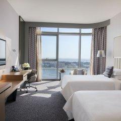 Отель Pearl Rotana Capital Centre 4* Стандартный номер с различными типами кроватей фото 2