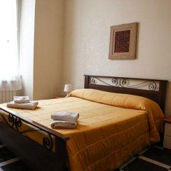 Отель Conte House Roma Стандартный номер с двуспальной кроватью (общая ванная комната)