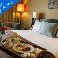 ISG Airport Hotel - Special Class 4* Номер Делюкс с разными типами кроватей