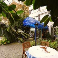 Hotel Nymphenburg City терраса/патио