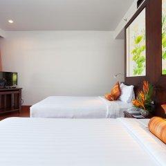 Отель Alpina Phuket Nalina Resort & Spa 4* Стандартный номер с различными типами кроватей фото 3