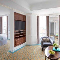 Отель Intercontinental Singapore 5* Номер Премьер с двуспальной кроватью