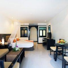 Отель Woraburi Phuket Resort & Spa 4* Номер Делюкс разные типы кроватей