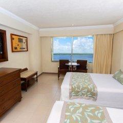 Отель Royal Solaris Cancun - Все включено Мексика, Канкун - 8 отзывов об отеле, цены и фото номеров - забронировать отель Royal Solaris Cancun - Все включено онлайн комната для гостей фото 9