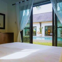 Отель Two Villas Holiday Oriental Style Layan Beach комната для гостей фото 5