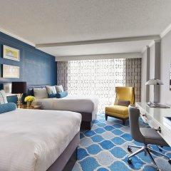The Embassy Row Hotel 4* Номер Делюкс с различными типами кроватей