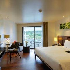 Отель Le Meridien Phuket Beach Resort комната для гостей фото 2
