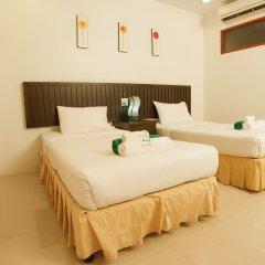 Отель The Green Beach Resort 3* Улучшенный номер с различными типами кроватей