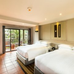 Отель Phuket Marriott Resort & Spa, Merlin Beach комната для гостей фото 8