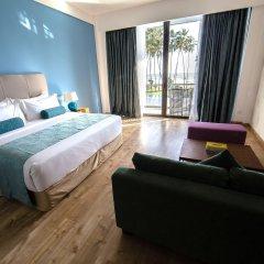 Отель Club Waskaduwa Beach Resort & Spa 4* Номер Делюкс с различными типами кроватей
