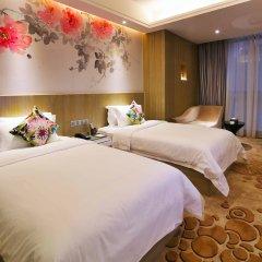 PACO Hotel Guangzhou Dongfeng Road Branch 3* Номер Делюкс с 2 отдельными кроватями