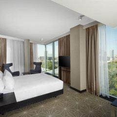 Отель Hilton Tallinn Park 4* Представительский номер с разными типами кроватей фото 4