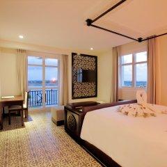 Royal Riverside Hoi An Hotel 4* Полулюкс с различными типами кроватей