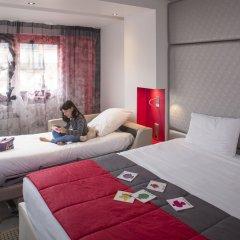 Отель Mercure Montmartre Sacre Coeur 4* Улучшенный номер фото 9