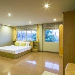 Отель Pattana Golf Club & Resort 4* Люкс с различными типами кроватей