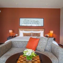 Отель Crowne Plaza Phuket Panwa Beach 5* Люкс с двуспальной кроватью
