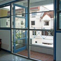 Отель Niku Guesthouse балкон
