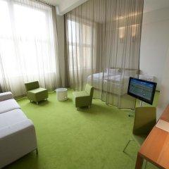 Отель Wyndham Garden Berlin Mitte комната для гостей