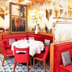 Отель Hôtel Restaurant Au Bœuf Couronné обед фото 2