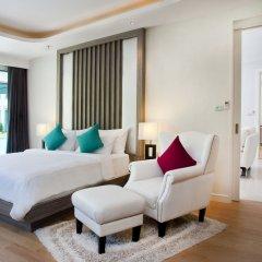 Отель Wyndham Sea Pearl Resort Phuket 4* Люкс повышенной комфортности с различными типами кроватей фото 2