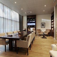 Lindner Wtc Hotel & City Lounge Antwerp Антверпен интерьер отеля
