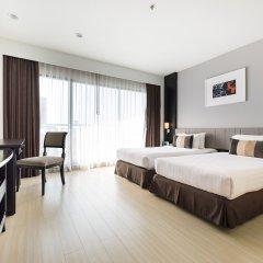 Отель Somerset Park Suanplu Улучшенные апартаменты