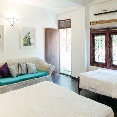 Отель Bedspace Unawatuna 3* Стандартный номер с различными типами кроватей