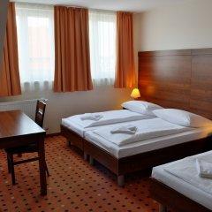 Hotel Europa City 3* Стандартный номер с различными типами кроватей фото 3